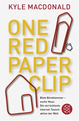 9783596176502: One Red Paperclip