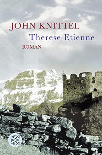 9783596178414: Therese Etienne (Fischer Taschenbücher Allgemeine Reihe)