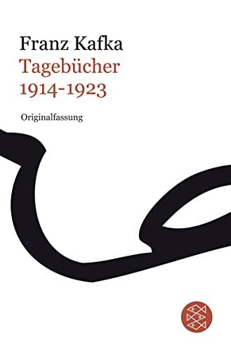 9783596181193: Tagebücher Bd.3 1914-1923