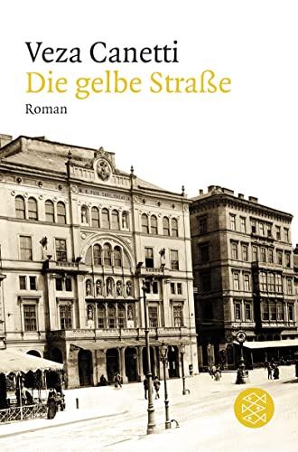 9783596184057: Die Gelbe Strasse (German Edition)