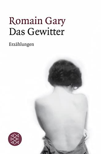 Das Gewitter: Erzählungen (9783596184392) by Gary, Romain