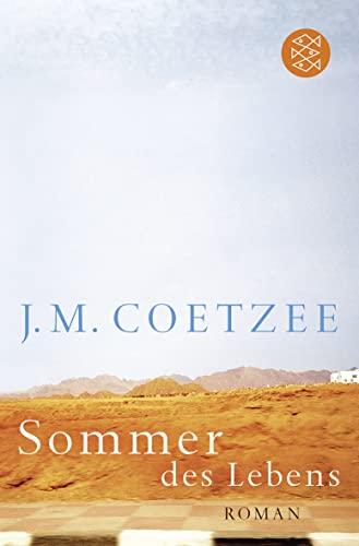 Sommer des Lebens: Roman: Coetzee, J.M.: