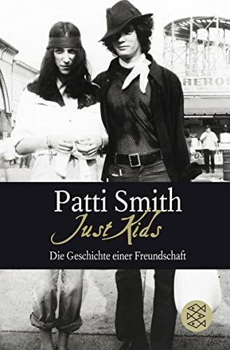 Just Kids. Die Geschichte einer Freundschaft. Aus dem amerikanischen Englisch von Clara Drechsler und Harald Hellmann. - Smith, Patti