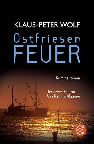 Ostfriesenfeuer: Klaus-Peter Wolf