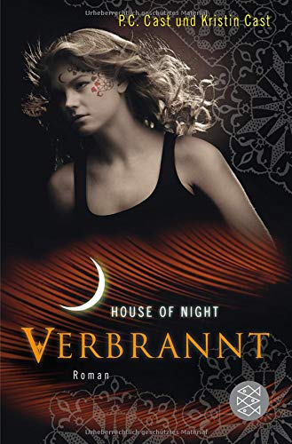9783596190614: House of Night 07. Verbrannt