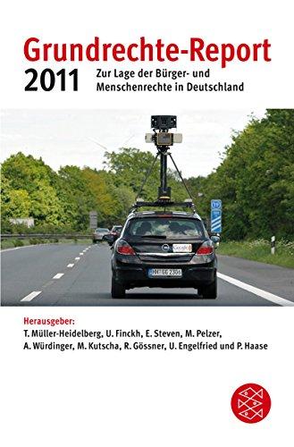 9783596191710: Grundrechte-Report 2011