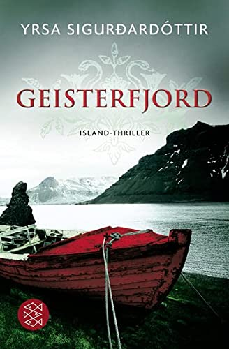 9783596192731: Geisterfjord: Island-Thriller