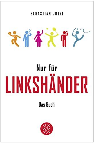 9783596195237: Nur für Linkshänder: Das Buch