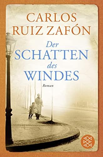 9783596196159: Der schatten des windes