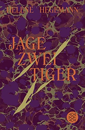 9783596198252: Jage zwei Tiger