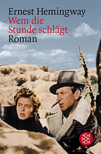 Stock image for Wem die Stunde schlägt. Roman. for sale by Discover Books