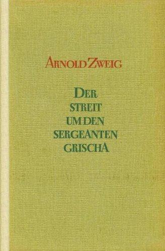 9783596212750: Der Streit Um Den Sergeanten Grischa