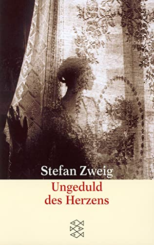 9783596216796: Ungeduld Des Herzens (German Edition)