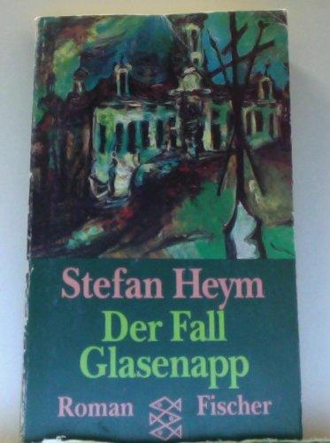 9783596220076: Der Fall Glasenapp (German Edition)