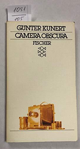 9783596221080: Camera obscura. Prosa