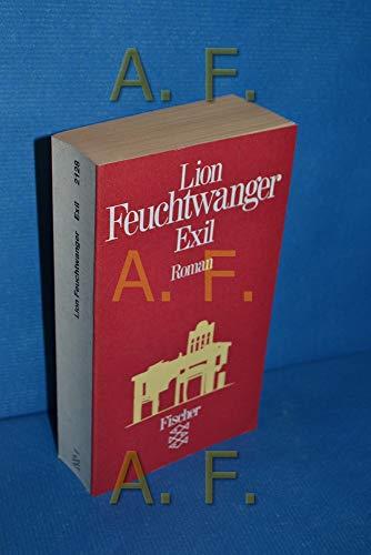 Exil.: Feuchtwanger, Lion