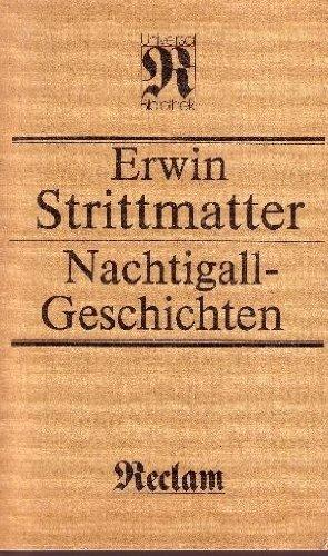 Nachtigall-Geschichten - Strittmatter, Erwin