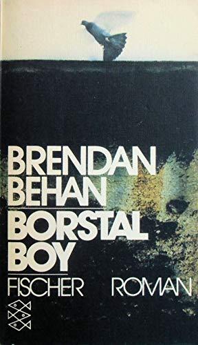 9783596222124: Borstal Boy. Roman