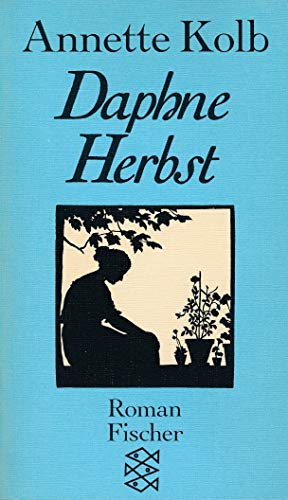 9783596222995: Daphne Herbst. Roman