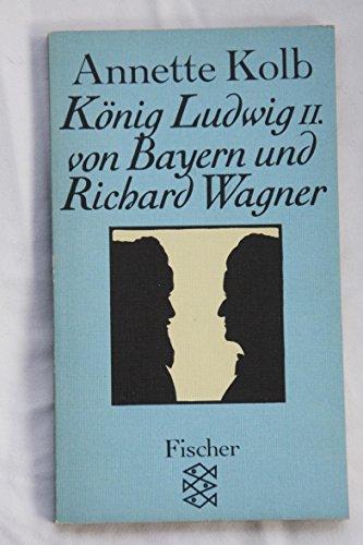 König Ludwig II. von Bayern und Richard Wagner.