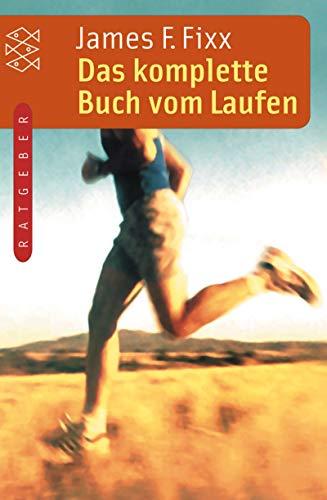 9783596233267: Das komplette Buch vom Laufen.