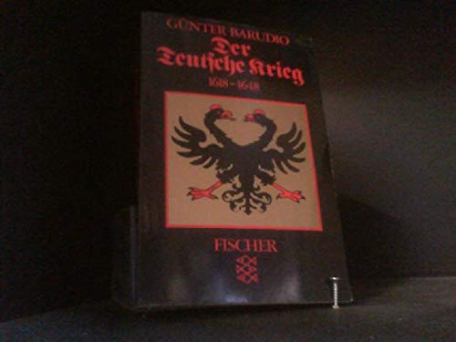 9783596243990: Der Teutsche Krieg. 1618-1648