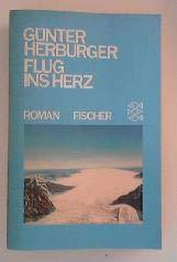 9783596253104: Flug ins Herz. Roman