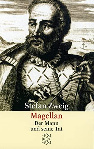 9783596253562: Magellan. Der Mann und seine Tat.