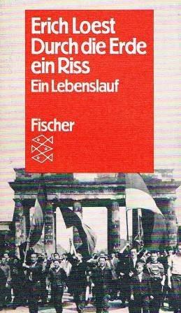 9783596253807: Durch Die Erde Ein Riss (German Edition)