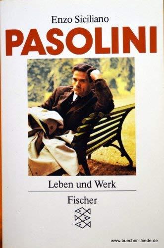 9783596256433: Pasolini. Leben und Werk.