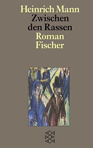 9783596259229: Zwischen Den Rassen (German Edition)