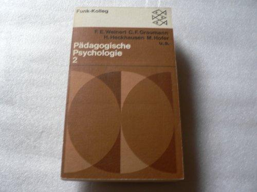 9783596261161: Pädagogische Psychologie 2