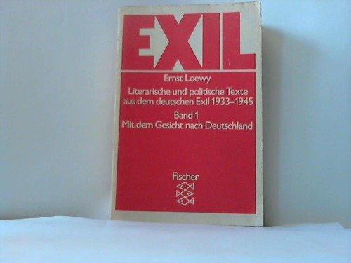9783596264810: Exil. - ueberarb. Ausg.. - Frankfurt am Main Bd. 1., Mit dem Gesicht nach Deutschland, Bd. 2 Erbaermlichkeit u. Groesse, Bd. 3 Perspektiven Fischer-Taschenbuch-Verla. Gesamttitel: Fischer; 6481