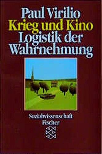 9783596266456: Krieg und Kino. Logistik der Wahrnehmung. ( Fischer Sozialwissenschaft) .