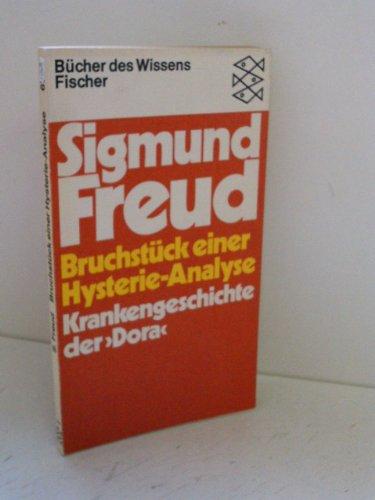 Bruchstücke einer Hysterie-Analyse : Krankengeschichte d.
