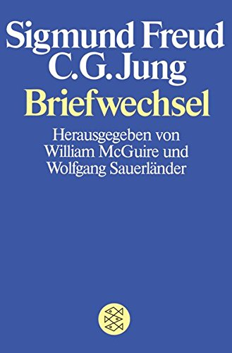9783596267750: Briefwechsel Freud / Jung