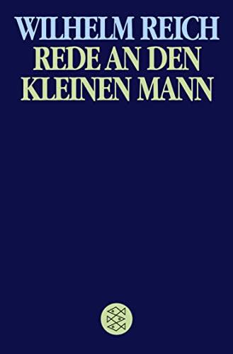 9783596267774: Rede an Den Kleinen Mann (German Edition)