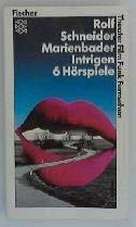 9783596270934: Marienbader Intrigen: 6 Horspiele (Theater, Film, Funk, Fernsehen) [Paperback...