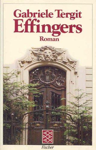 Effingers Roman - Tergit, Gabriele