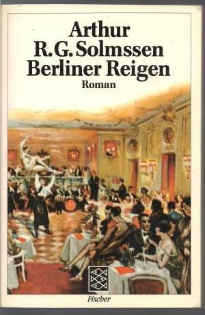 Berliner Reigen Einband mit deutlichen Gebrauchspuren; Papier gebräunt; eher mäßig ...