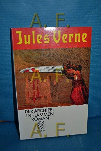 Der Archipel in Flammen - bk1378: Jules Verne