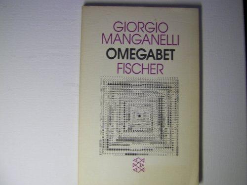 Omegabet: Manganelli, Giorgio: