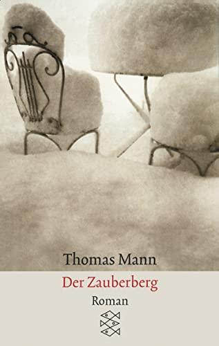 Der Zauberberg: Mann, Thomas