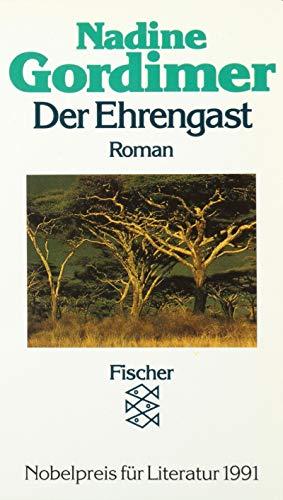 Der Ehrengast. Roman. Aus dem Englischen von Klaus Hoffer. Originaltitel: A guest of honour. Mit einem Glossar. - (=Fischer 9558). - Gordimer, Nadine