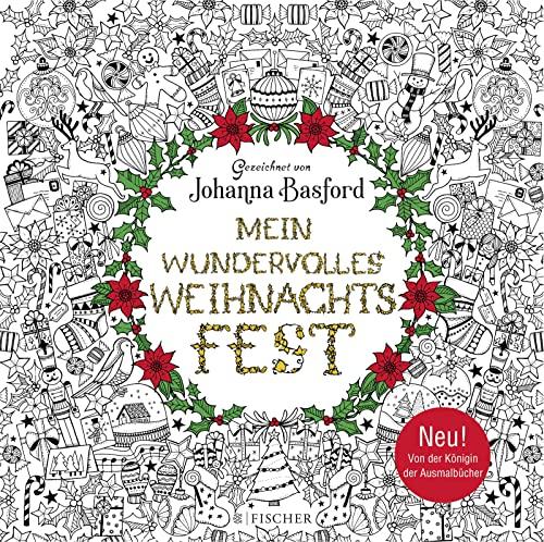 9783596297313: Mein wundervolles Weihnachtsfest