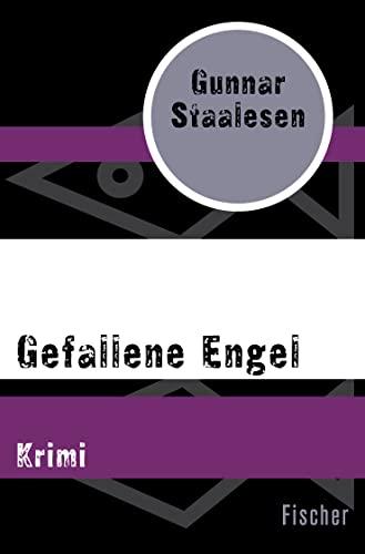 9783596305438: Gefallene Engel: Krimi