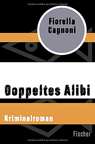 9783596307838: Doppeltes Alibi