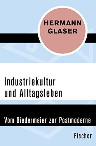 9783596308118: Industriekultur und Alltagsleben: Vom Biedermeier zur Postmoderne