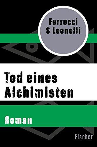 9783596308583: Tod eines Alchimisten