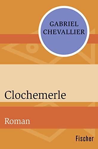Clochemerle: Chevallier, Gabriel